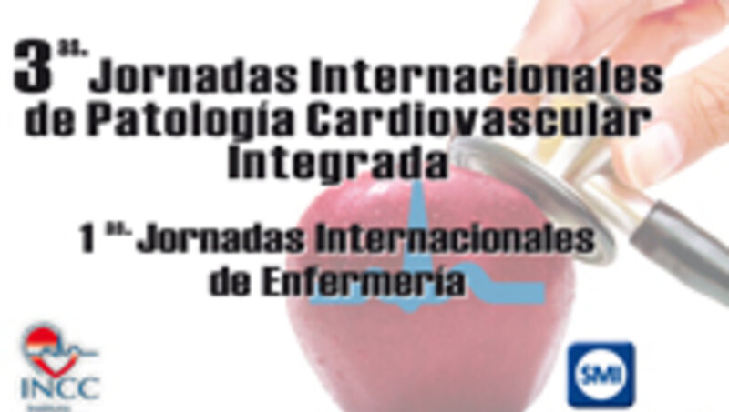 imagen de 3as. Jornadas Internacionales de Patología Cardiovascular Integrada