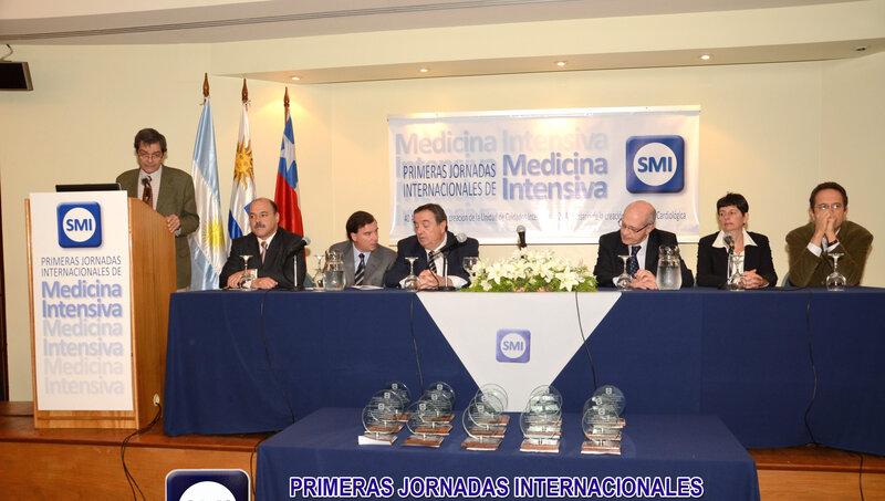 imagen de Primeras Jornadas de Medicina Intensiva