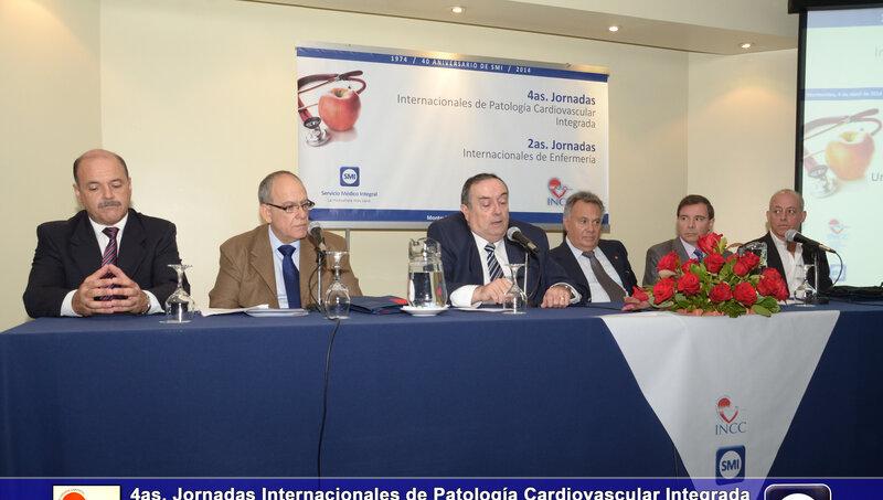 imagen de 4as. Jornadas Internacionales de Patología Cardiovascular Integrada
