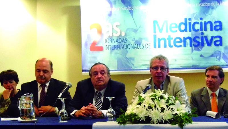 imagen de Segundas Jornadas Internacionales de Medicina Intensiva
