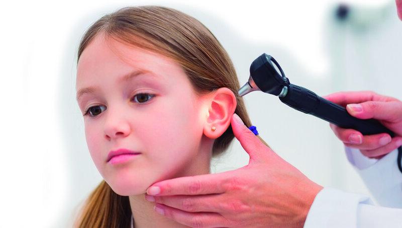 imagen de Colesteatoma: Otitis media crónica