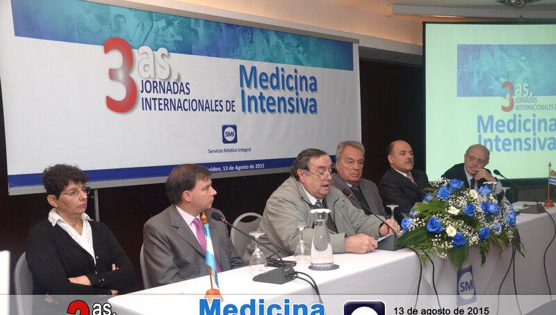 imagen de 3ras. Jornadas Internacionales de Medicina Intensiva