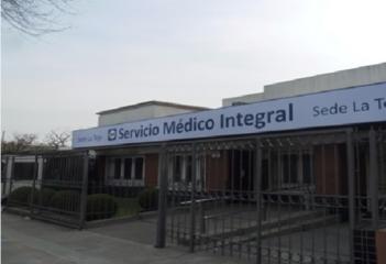 Centro de Salud La Teja