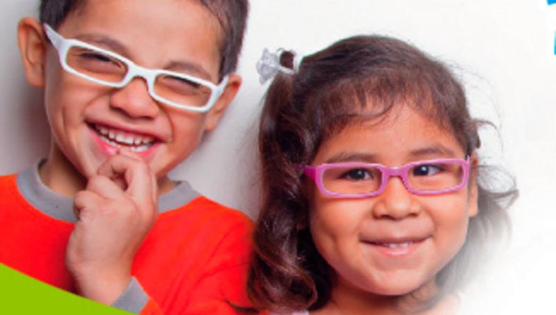 imagen de Controles gratuitos de visión para niños.