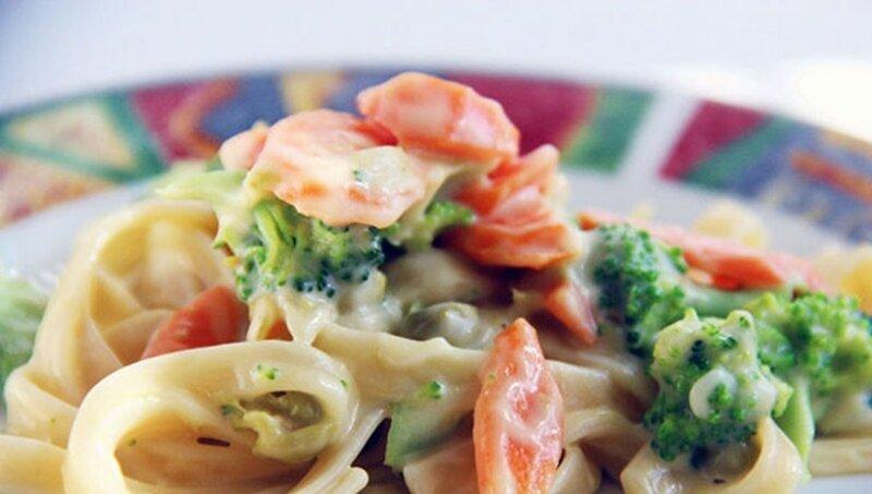 imagen de Polenta - Pasta - Ensalada