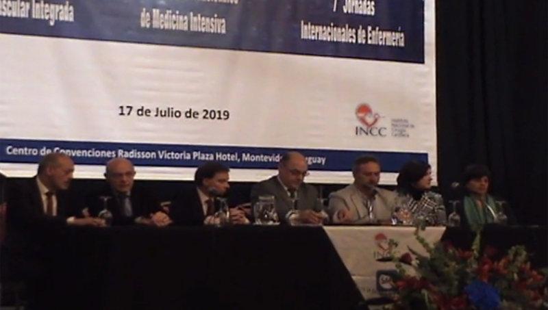 imagen de Ceremonia de apertura de las Jornadas Cardiológicas 2019