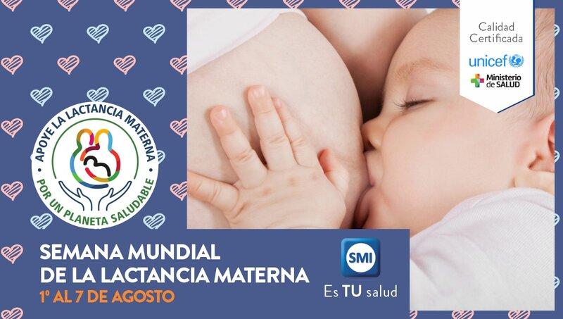 imagen de Semana mundial de lactancia materna 1 al 7 de agosto