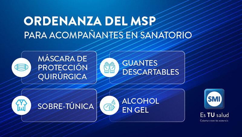 imagen de Ordenanza MSP Nro. 751/2020 de Fecha 23.07.20.