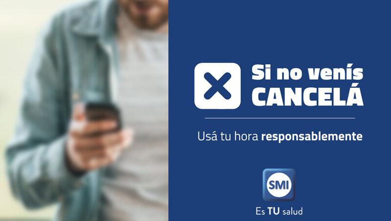 imagen de Cancelación de consultas