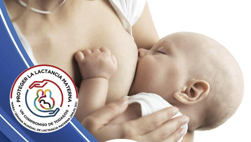 imagen de Del 1ero al 7 de agosto se celebró una nueva Semana Mundial de la Lactancia